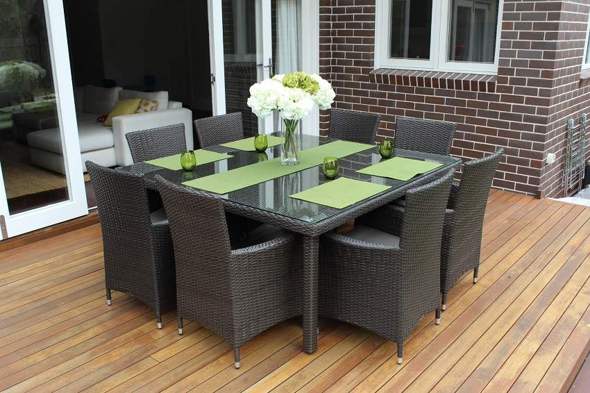 Wicker Outdoor Furniture line By My Wicker Sydney Brisbane