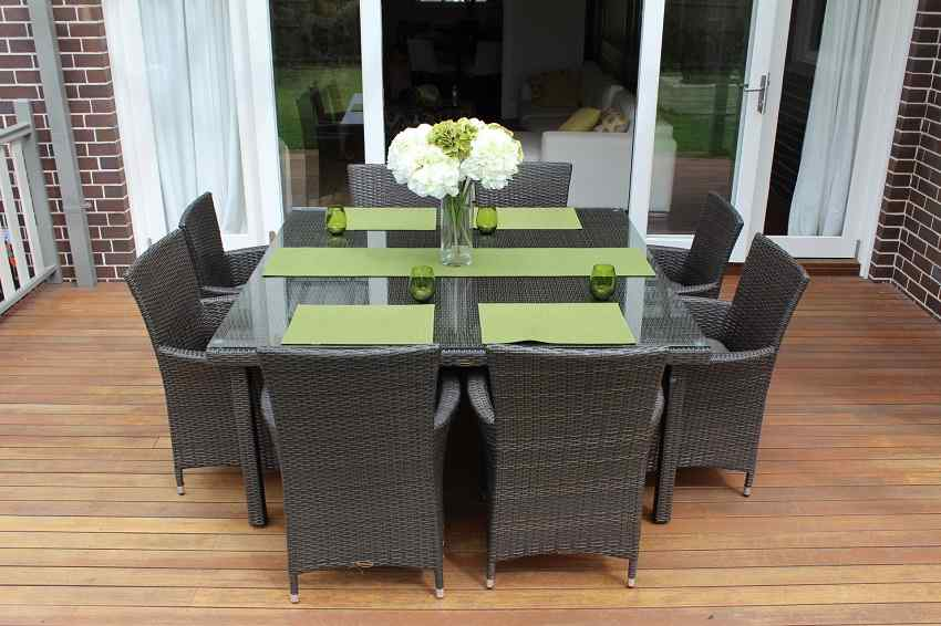 The benefits of choosing quality wicker furniture for your outdoor living areas
