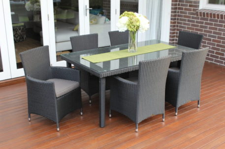 6 seater Outdoor Patio Furniture setting