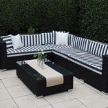 Gartemoebe Modular Outdoor Wicker Furniture
