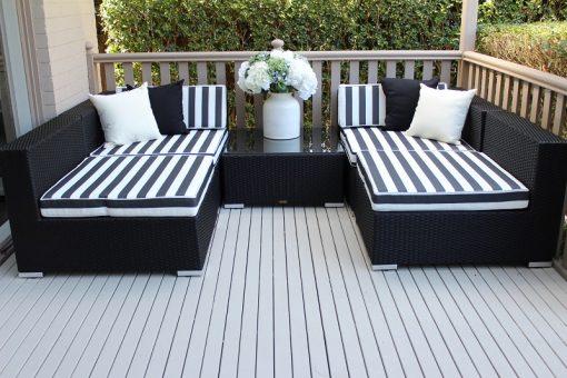 Modular Patio Furniture setting,Gartemoebe