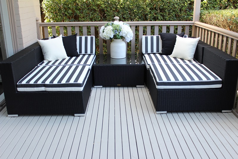 Modular Patio Furniture setting,Gartemoebe