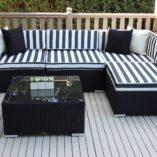 My Wicker Gartemoebe 5 ways Modular patio Furniture setting