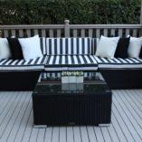 My Wicker 5 ways Modular Patio Furniture setting
