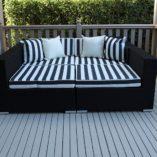 Gartemoebe Modular Patio Furniture Setting