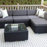 5 Ways My Wicker Modular Patio Furniture Setting