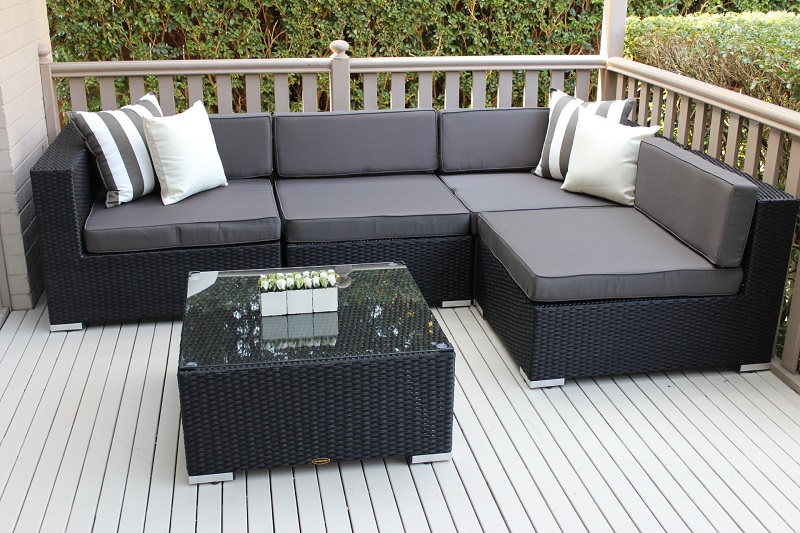 5 Ways My Wicker Modular Patio Furniture Setting