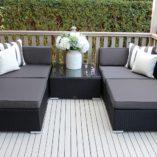 Five ways Modular Patio Furniture My Wicker