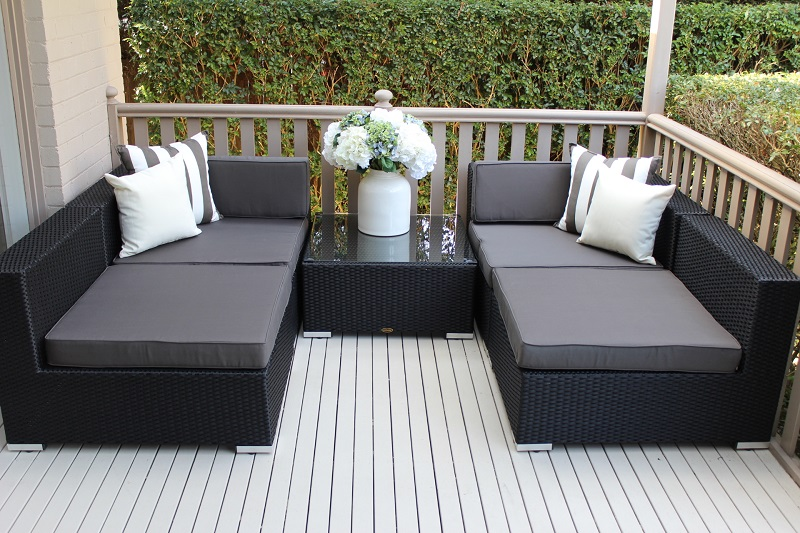 Five ways Modular Patio Furniture My Wicker