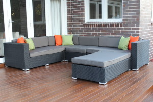 Gartemoebe Modular Outdoor Wicker Furniture