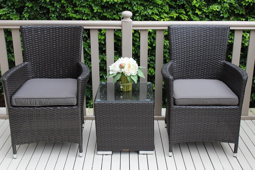 Home Patio Sets GARTEMOEBE OUTDOOR PATIO FURNITURE SETTING . Part 18