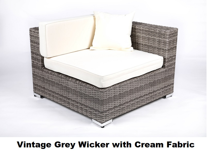 Rattan Outdoor Furniture Settings, Grey Outdoor Furniture