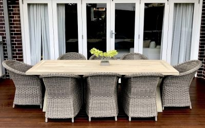 Benefits of wicker furniture