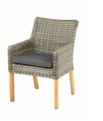 Norwich Dining Chair Kobo Grey