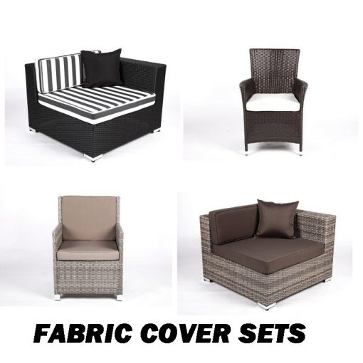Replacement Fabric Cushion Cover sets