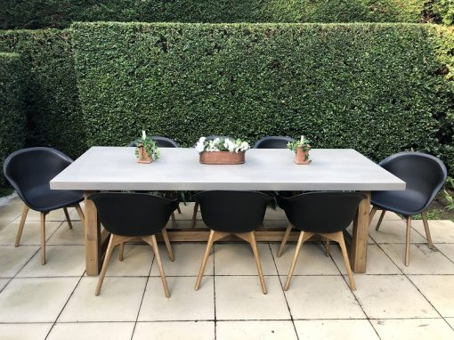 Outdoor Dining Setting 8 Seater