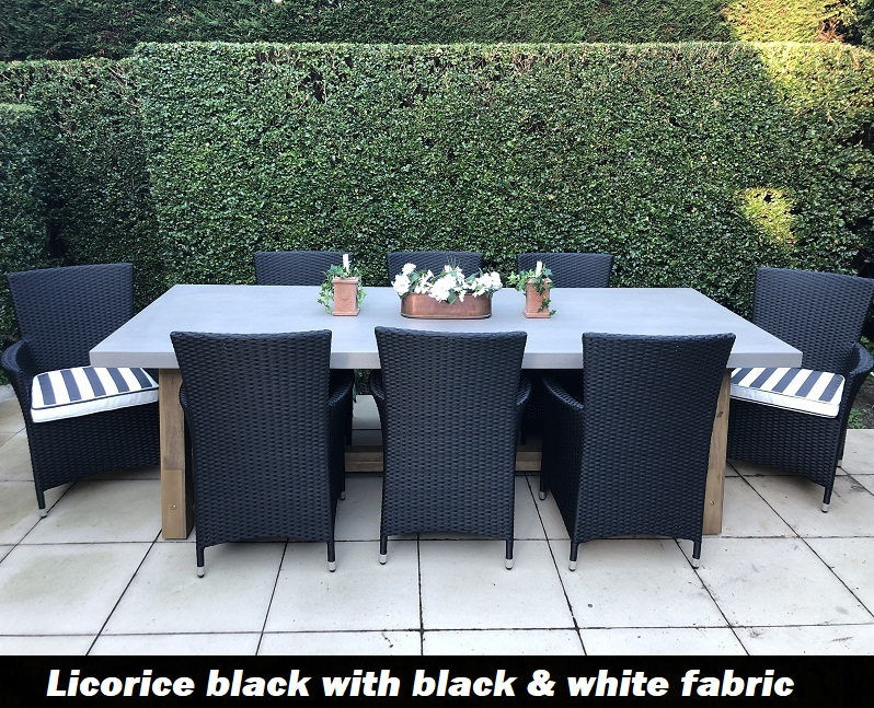 Veltis Outdoor Dining Setting Australia, All Weather Wicker Patio Dining Sets